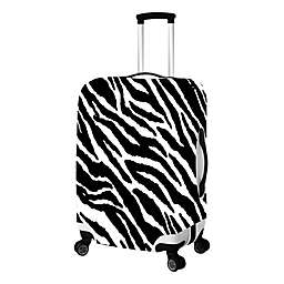 Zebra Luggage Cover
