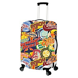 Surf's Up Luggage Cover