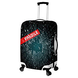 Fragile Luggage Cover