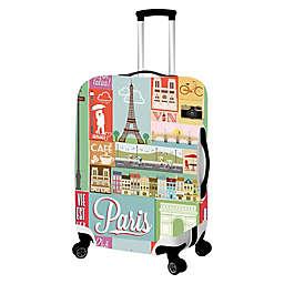 Paris Luggage Cover