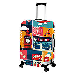 London Luggage Cover