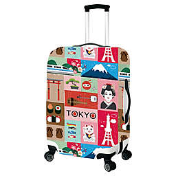 Tokyo Luggage Cover