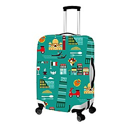 Italy Luggage Cover