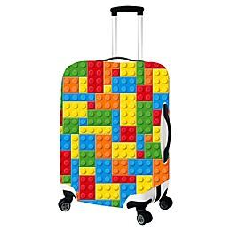 Building Bricks Luggage Cover
