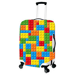 Building Bricks Luggage Cover