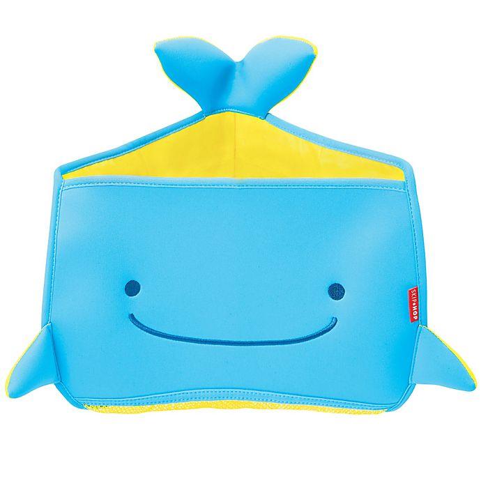 Alternate image 1 for SKIP*HOP® Moby® Corner Bath Toy Organizer