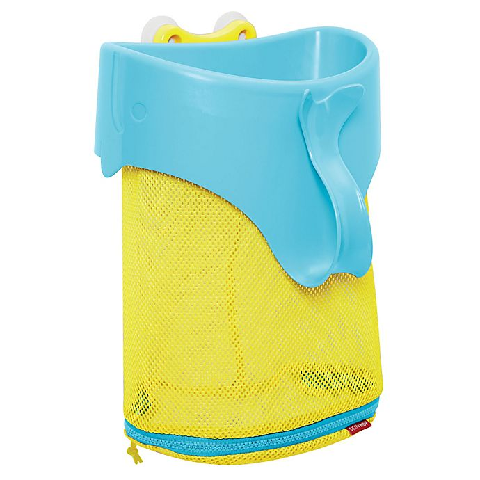 Alternate image 1 for SKIP*HOP® Moby® Scoop and Splash Bath Toy Organizer