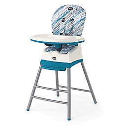 Chicco® Stack™ 3-in-1 High Chair in Blue/White