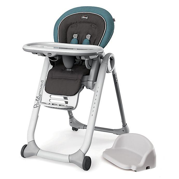 Alternate image 1 for Chicco® Polly® Progress™ 5-in-1 Multi-Chair in Calypso