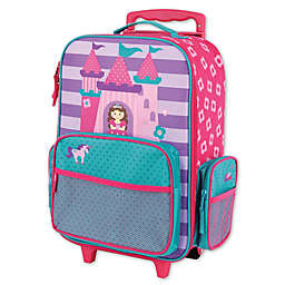 722ac5093e0 Stephen Joseph reg  Princess Rolling Luggage in Purple