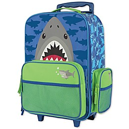 Stephen Joseph® Shark Rolling Luggage in Blue