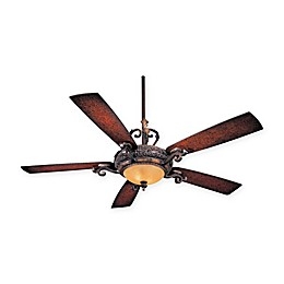 Minka-Aire® Napoli™ 56-Inch Ceiling Fan with Sterling Walnut Finish