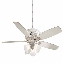 Minka-Aire® Classica 54-Inch Ceiling Fan with Provencal Blanc Finish