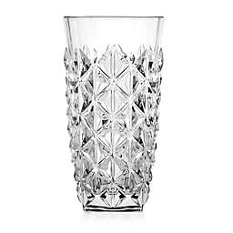 Lorren Home Trends Enigma Highball Glasses (Set of 6)