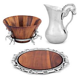 Arthur Court Designs Equestrian Serveware Collection