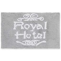 Royal Hotel Bath Rug in Taupe