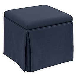 Skyline Furniture Nottingham Storage Ottoman