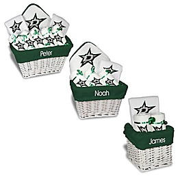 Designs by Chad and Jake NHL Personalized Dallas Stars Gift Basket
