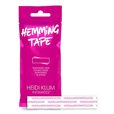 Heidi Klum Intimates Hemming Tape in Clear