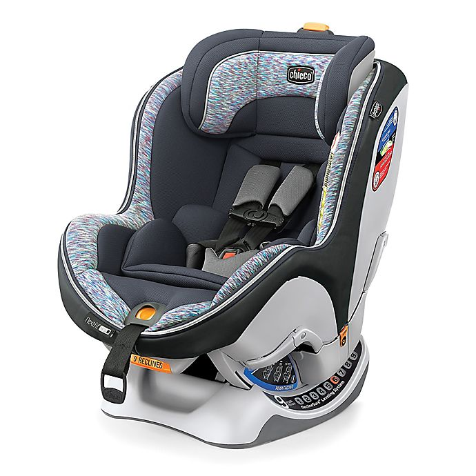 Alternate image 1 for Chicco® NextFit® Zip Convertible Car Seat in Privata Blue