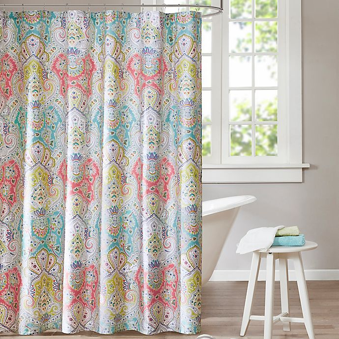 Alternate image 1 for Echo Design™ Cyprus Shower Curtain