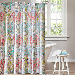 Echo Design™ Cyprus Shower Curtain