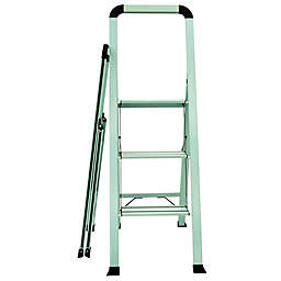 Pleasant Ladders Stepstools Bed Bath Beyond Machost Co Dining Chair Design Ideas Machostcouk