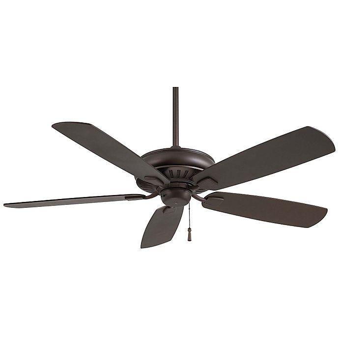 Minka Aire Sunseeker 60 Inch Indoor Outdoor Ceiling Fan Bed Bath Beyond