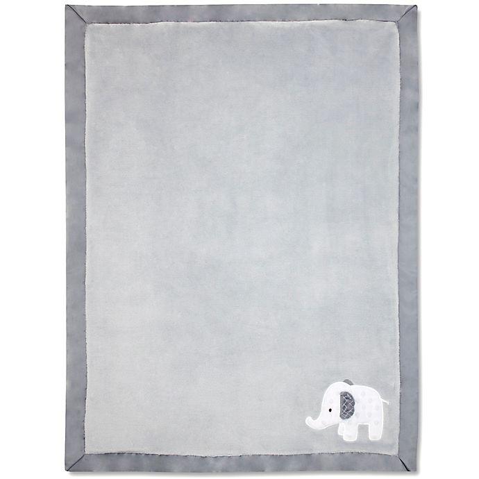 Match Elephant Lique Plush Blanket