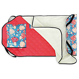 Urban Infant Balloons Tot Cot Toddler Nap Mat in Red