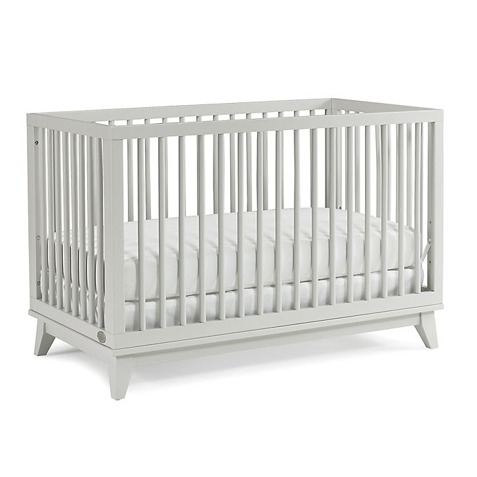 Alternate image 1 for Ti Amo Moderna 3-in-1 Convertible Crib in Misty Grey