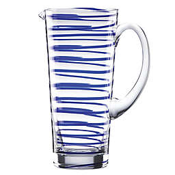 kate spade new york Charlotte Street™ East Pitcher in Indigo