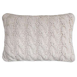Park B. Smith Classic Cable Oblong Throw Pillow