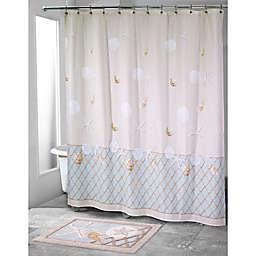 Avanti Sea Glass Shower Curtain