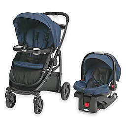 Graco® Modes™ Click Connect™ Travel System in Black/Blue