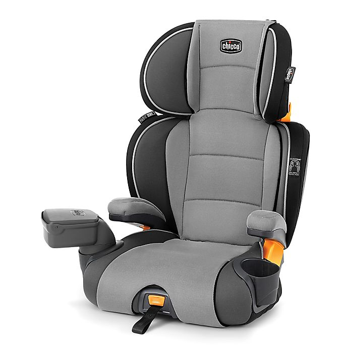 Alternate image 1 for Chicco® KidFit® Zip 2-In-1 Belt Positioning Booster Car Seat in Spectrum