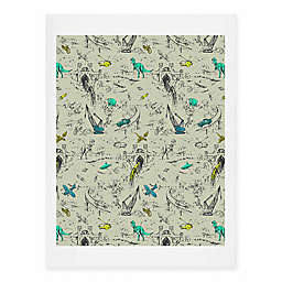 Deny Designs Adventure Toile Art Print