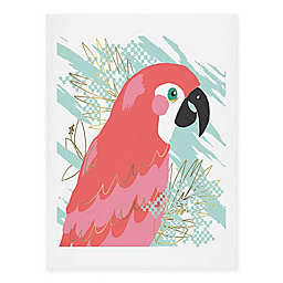 Deny Designs 11-Inch x 14-Inch On The Wings Of Love Art Print