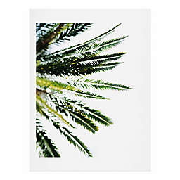 Deny Designs Beverly Hills Palm Tree Art Print