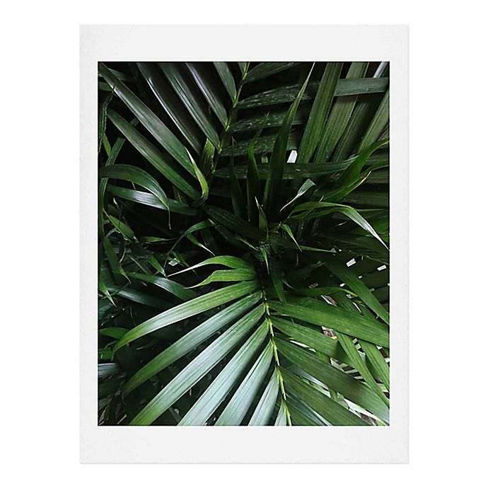 Alternate image 1 for Deny Designs Jungle Vibes Photographic Art Print