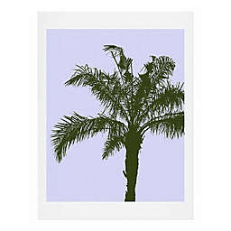 Deny Designs Olive Palm Art Print