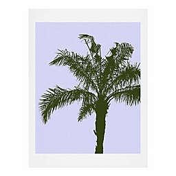 Deny Designs Olive Palm Art Print