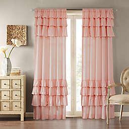 Madison Park Anna Rod Pocket Window Curtain Panel