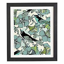 Deny Designs 19-Inch x 22.4-Inch Lavish Love Framed Wall Art