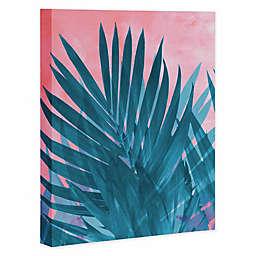 Deny Designs Palms Canvas Art