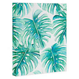 Deny Designs Paradise Palms Canvas Wall Art