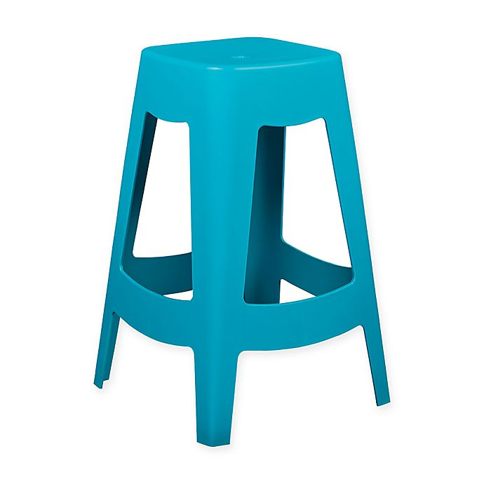 Buy Eurostyle Coda Counter Stools In Red Set Of 4 From