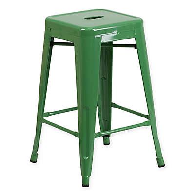 Flash Furniture Backless Indoor-Outdoor Stool