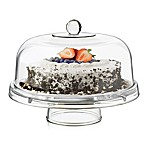 Dailyware™ Glass 6-in-1 Footed Cake Dome
