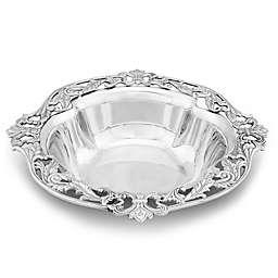 Arthur Court Designs Fleur de lis 16.5-Inch Serving Bowl